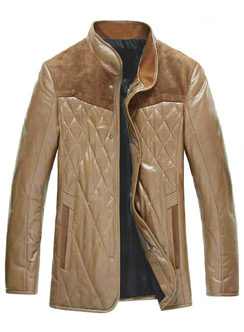 Leather Jacket # 634