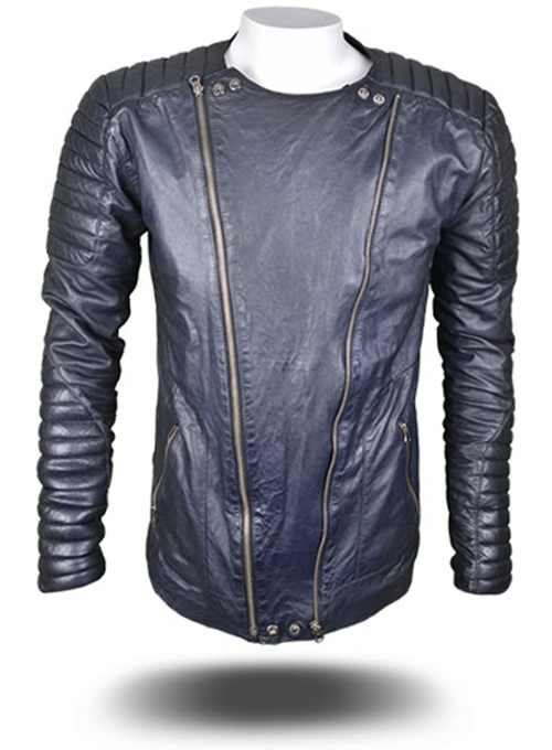 Leather Jacket # 645