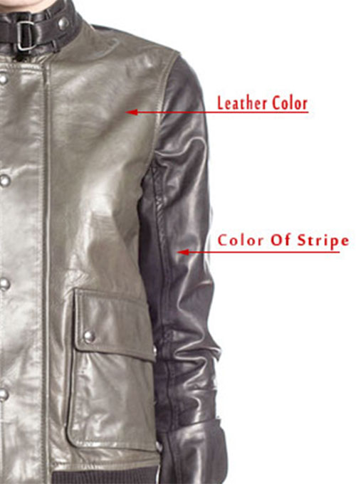 Leather Jacket # 532 - Click Image to Close