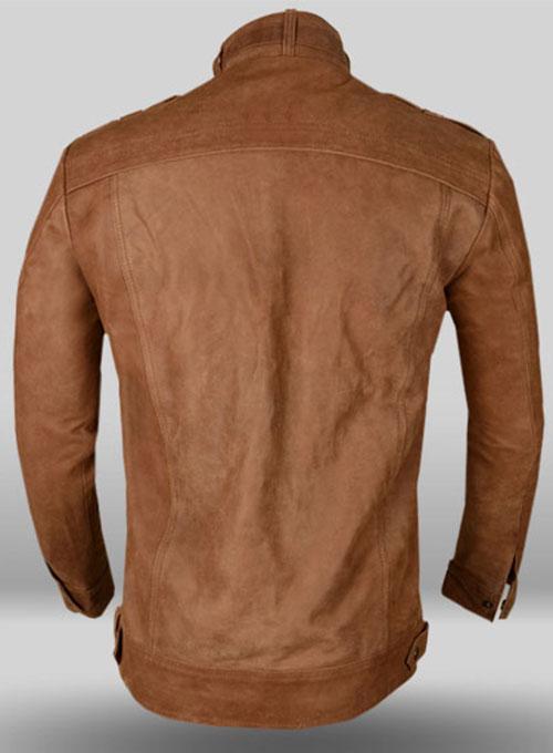 Light Tan Hide Leather Jacket # 602 : LeatherCult.com, Leather ...
