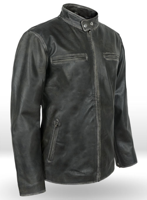 Mark Wahlberg Daddys Home Leather Jacket Leathercult Com