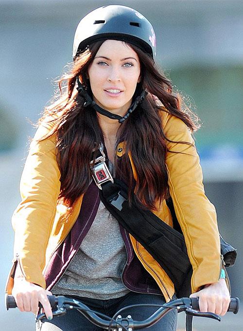 Teenage Mutant Ninja Turtles Megan Fox Jacket Leathercultcom