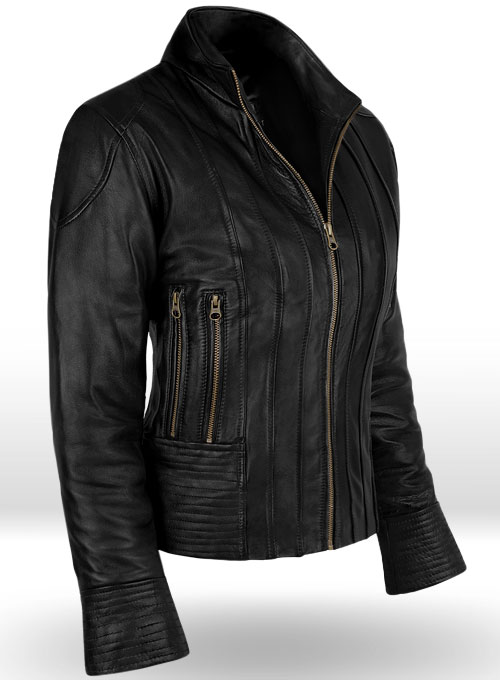 Transformers 2 Megan Fox Leather Jacket - Click Image to Close