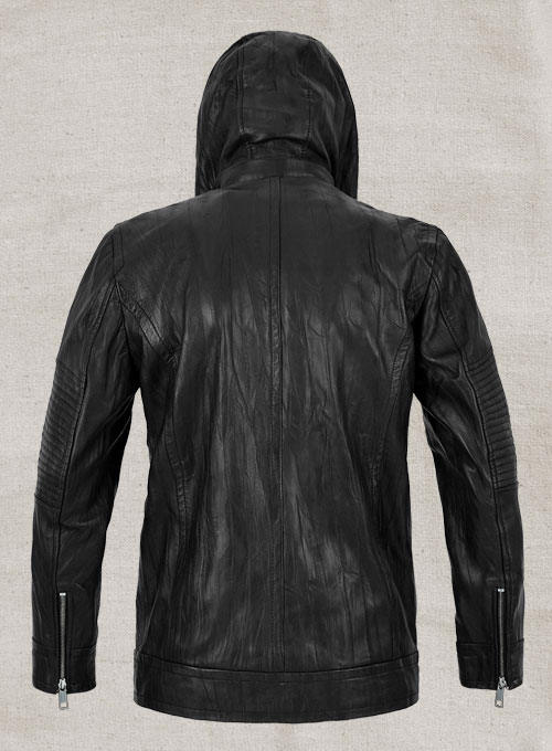 Mission Impossible Ghost Protocol Leather Jacket