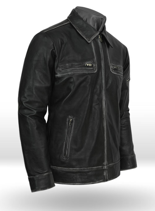 Leather jackets ontario