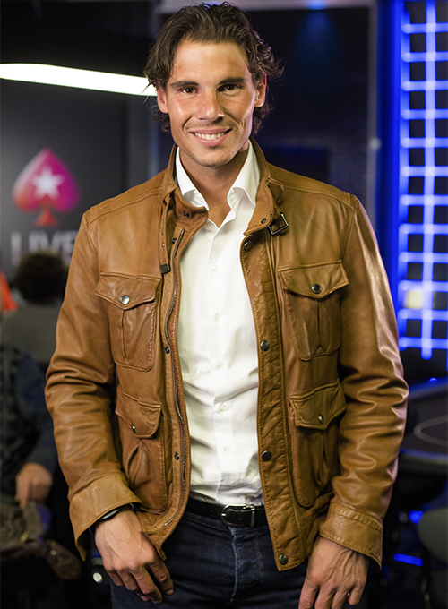 Rafael Nadal Leather Jacket Leathercult Com Leather Jeans Jackets Suits