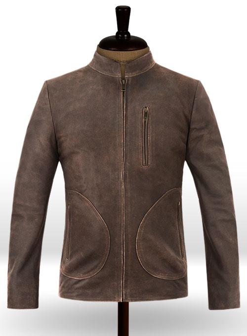 rampage dwayne johnson leather jacket   leathercult com