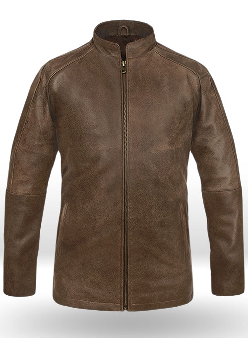Tom Cruise Jack Reacher Leather Jacket - Click Image to Close