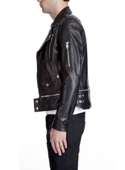 Trooper Biker Jacket