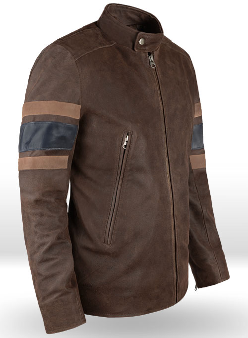 X - Men 3 Wolverine Leather Jacket