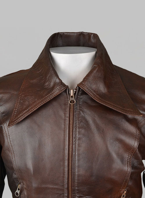 X Men Days of Future Past Leather Jacket