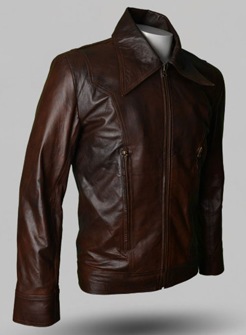 X Men Days of Future Past Leather Jacket - Click Image to Close