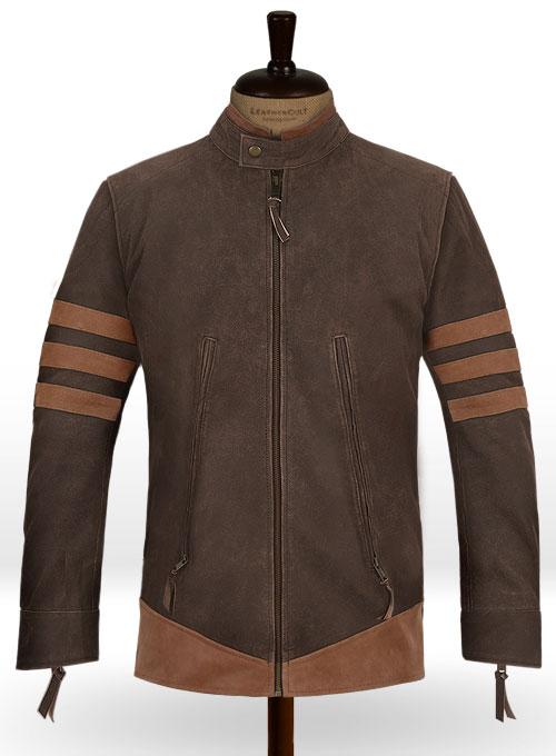 X Men Origins Wolverine Leather Jacket Leathercult Com Leather