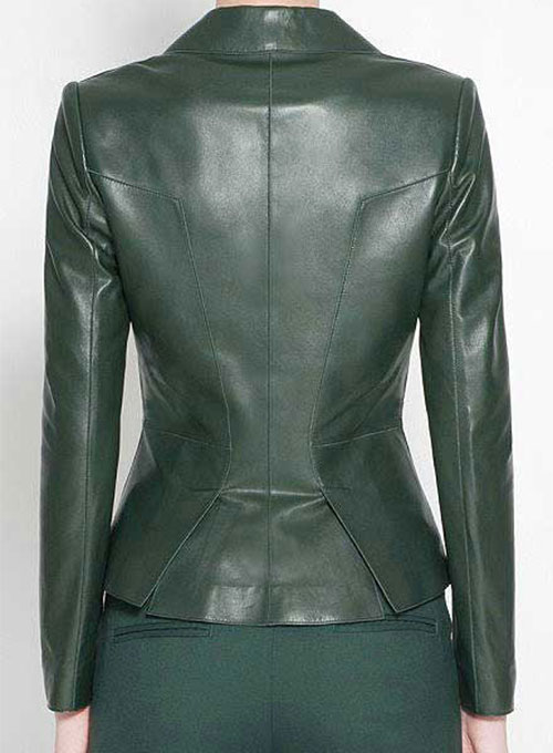 Leather Blazer - # 266