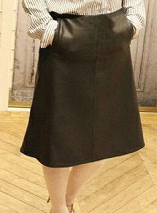 Austin Leather Skirt - # 190