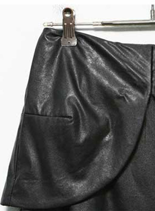 Busy Bee Leather Skirt - # 188