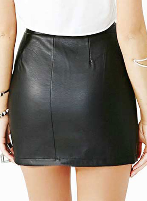 Canyon Leather Skirt - # 157