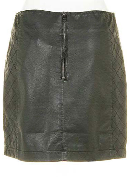 Eva Leather Skirt - # 401  - 50 Colors