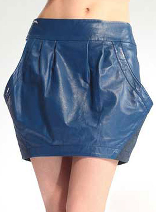 Evolution Leather Skirt - # 172