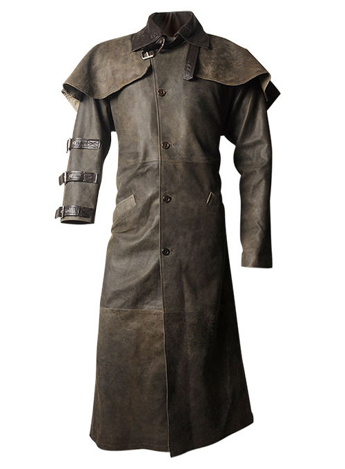 Hellboy Leather Duster Coat : LeatherCult.com, Leather Jeans ...