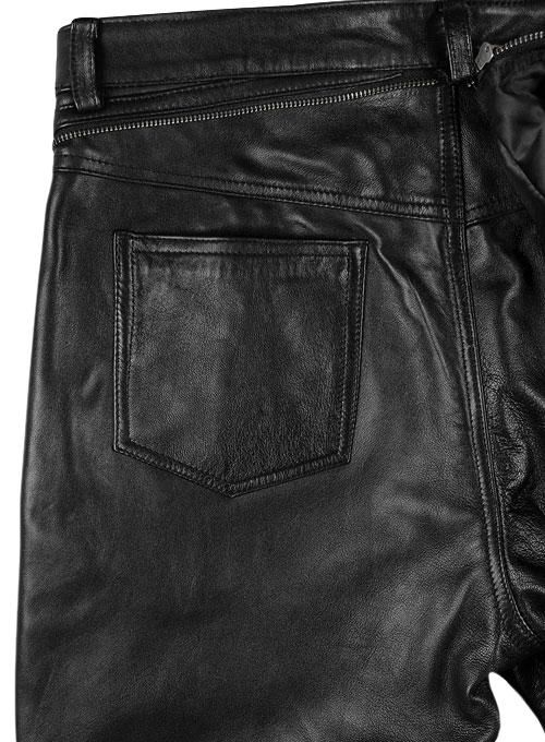 Soft Leather Jacket Womens