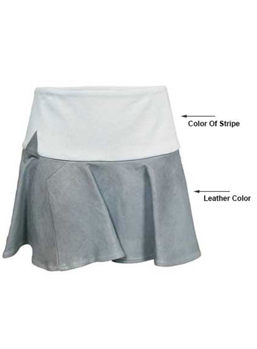 Jazz Leather Skirt - # 187