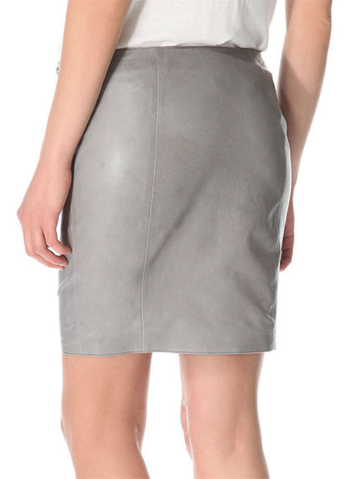Karma Leather Skirt - # 151