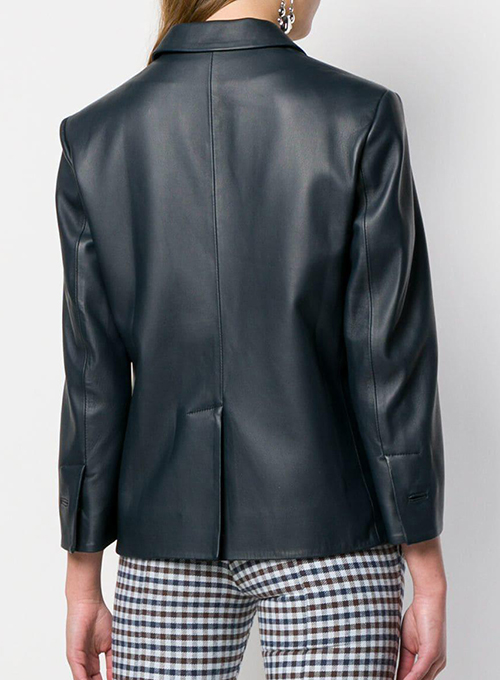 Leather Blazer # 2005 - Click Image to Close
