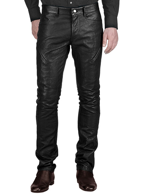 Leather Jeans - Style #522