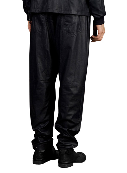 Leather Joggers - Style #514