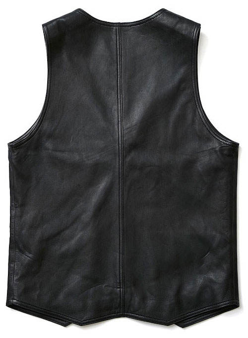 Leather Vest # 322 - Click Image to Close