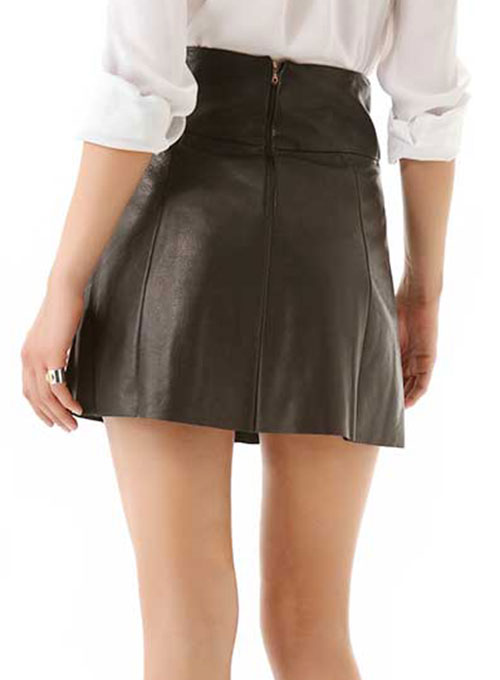 Luxor Leather Skirt - # 181