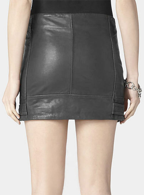 Rendezvous Leather Skirt - # 477