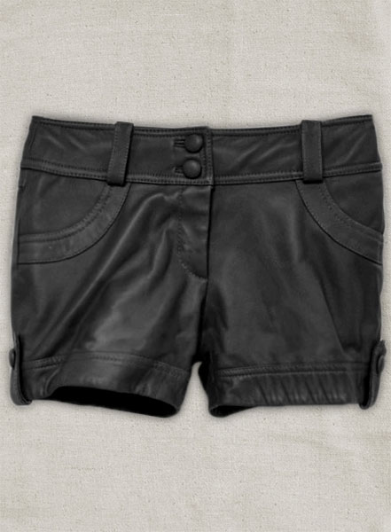 Leather Cargo Shorts Style # 355 - 50 Colors
