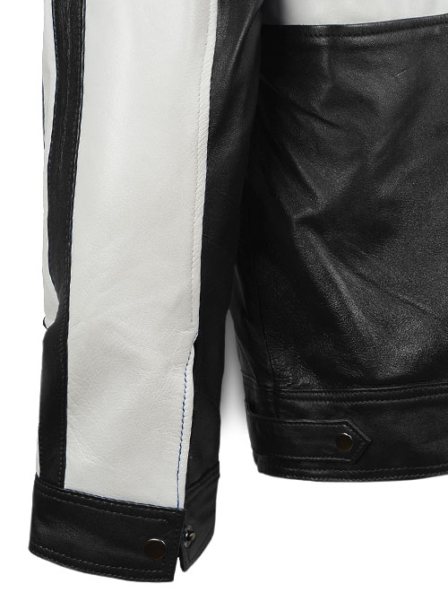 Your Name Leather Jacket - Click Image to Close