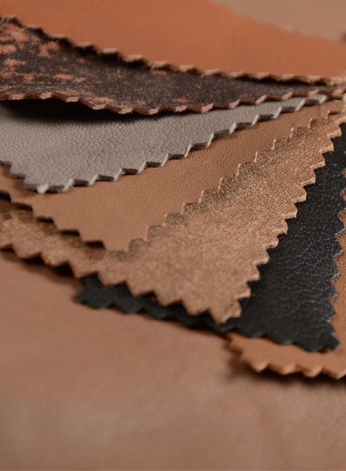 Leather Swatch Samples