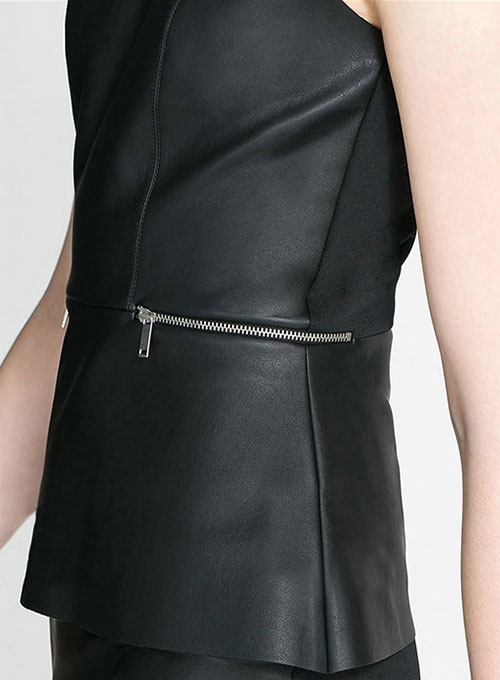 Leather Top Style # 61
