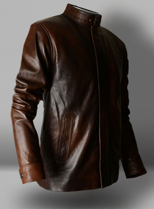 Spanish Brown Californication Season 3 Leather Jacket